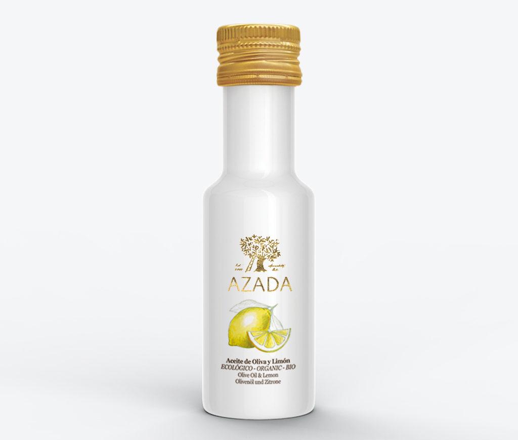 Aceite de oliva con limón