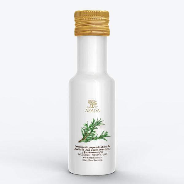 Aceite de oliva con romero seco