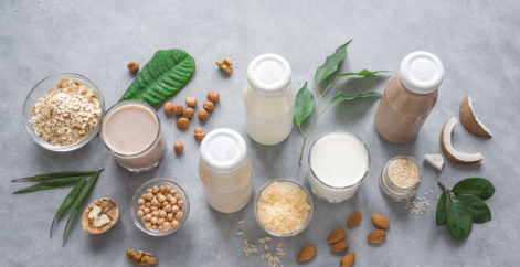 Desmitificando la leche vegetal