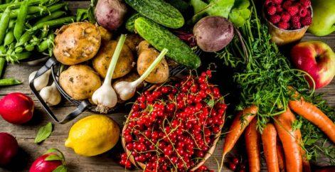Saber comer localmente: verduras de temporada en España